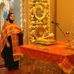 Всенощное бдение в канун дня памяти преподобного Феодосия, игумена Киево-Печерского