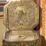 9 сентября 2016 года в 14:00 ковчег с Честной главой Святого преподобного Силуана Афонского прибывает в Тамбов