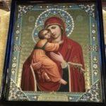 8 сентября - Сретение Владимирской иконы Пресвятой Богородицы.