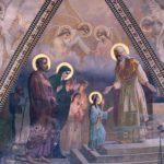 Воскресная школа: дорога к храму